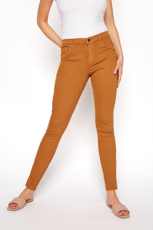 YOGA JEANS Rust Rachel Skinny Jeans_B.jpg