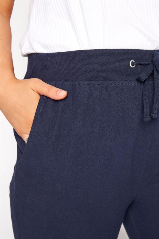 Navy Cool Cotton Shorts_D.jpg