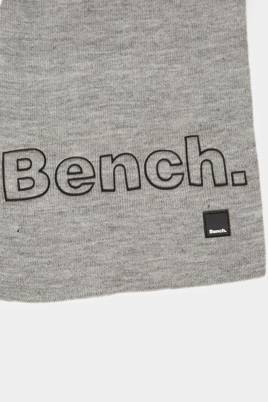BENCH Grey Knitted Hat & Scarf Set_D.jpg