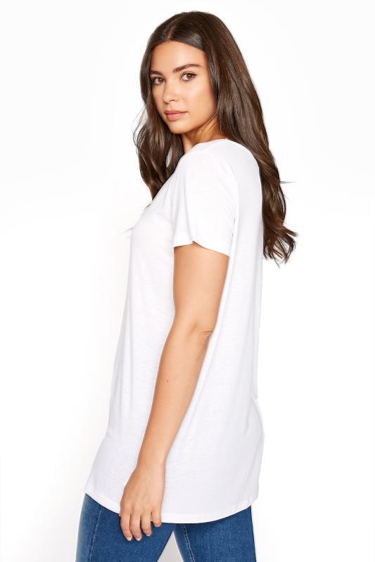 LTS White Linen Blend V-Neck T-Shirt_C.jpg