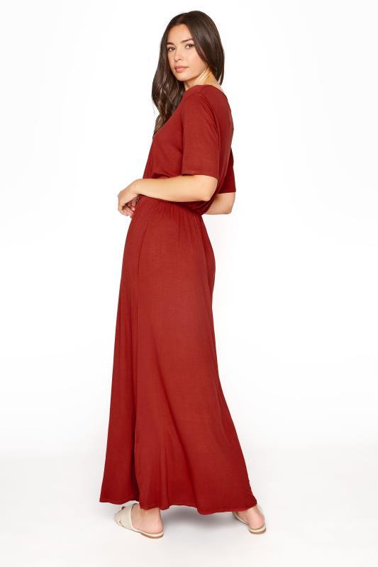 LTS Burgundy Pocket Midaxi Dress_C.jpg
