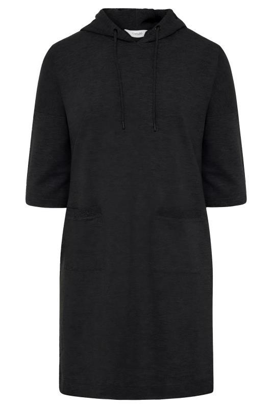 Black Longline Hoodie Dress_F.jpg