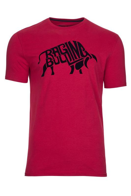 RAGING BULL Red Flock T-Shirt_F.jpg