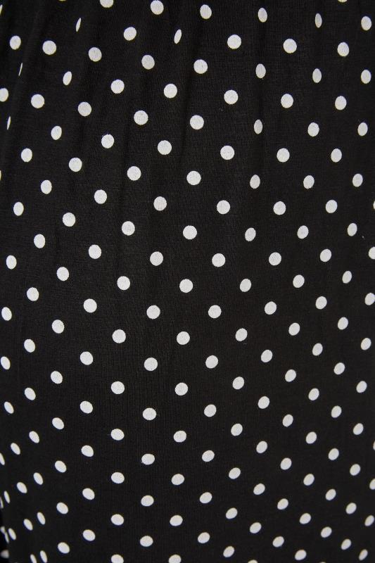 LIMITED COLLECTION Black Polka Dot Jumpsuit_S.jpg