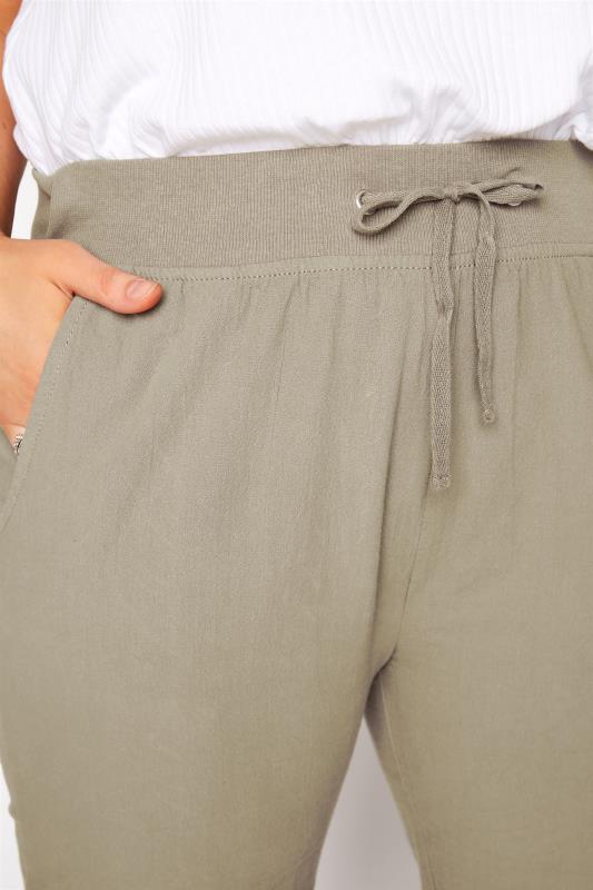 Khaki Cool Cotton Shorts_D.jpg