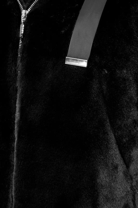 Black Faux Fur Oversized Jacket_S.jpg