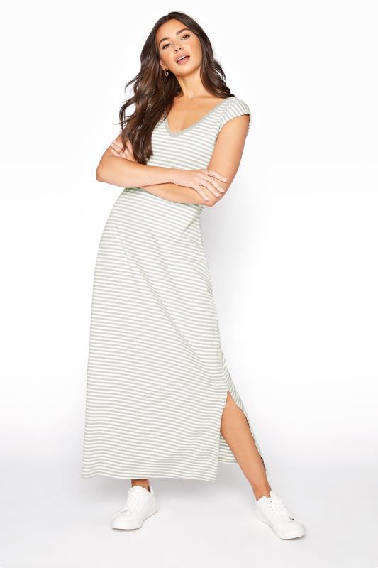 LTS Sage Green Stripe Midi Dress_A.jpg