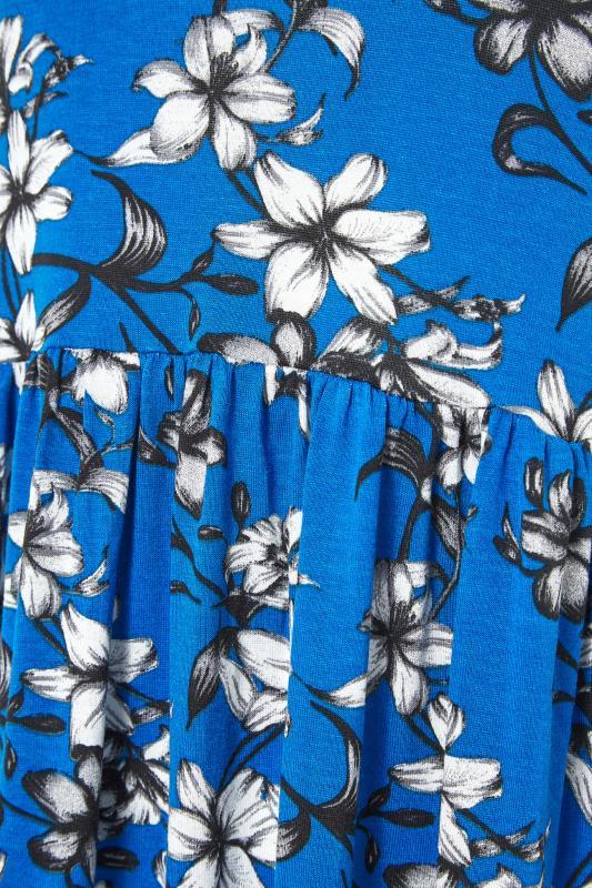 LTS Blue Floral Print Midi Dress_S.jpg