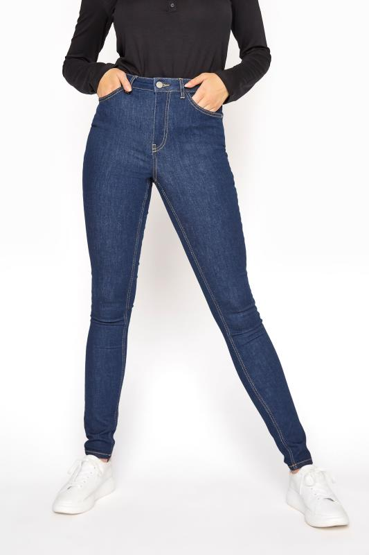 Indigo Blue Ultra Stretch Skinny Jean
