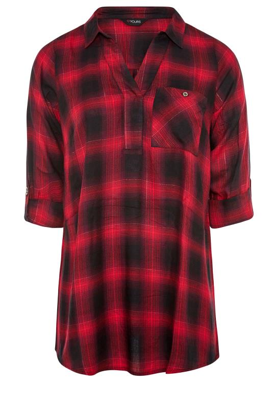 Red Check Overhead Shirt_F.jpg