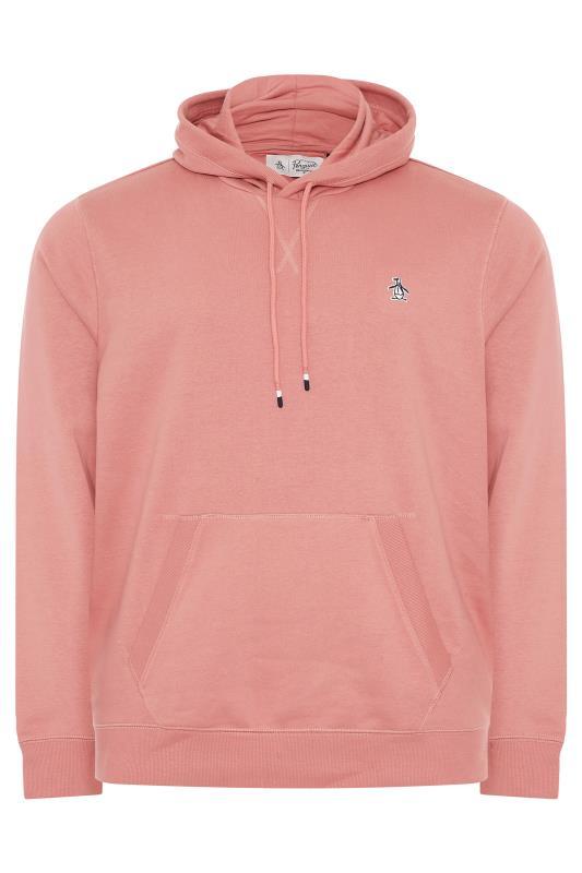 Tallas Grandes PENGUIN MUNSINGWEAR Dusky Pink Logo Hoodie