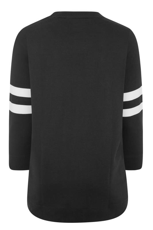 Black Varsity Stripe Arizona Sweatshirt_BK.jpg