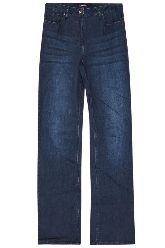 Blue Denim Shaper Bootcut Jeans