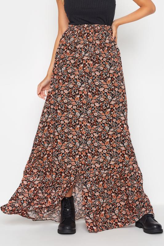LTS Black Paisley Print Maxi Skirt_B.jpg