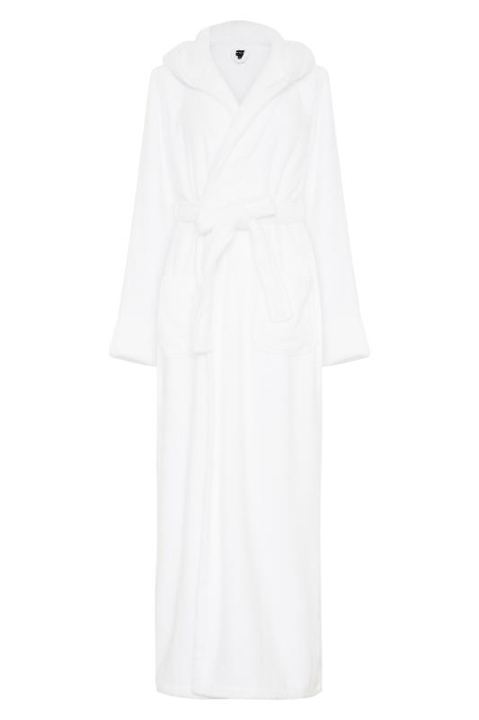 White Cotton Towelling Maxi Robe_F.jpg