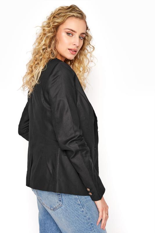 Black Natural Blend Stretch Suit Jacket_C.jpg