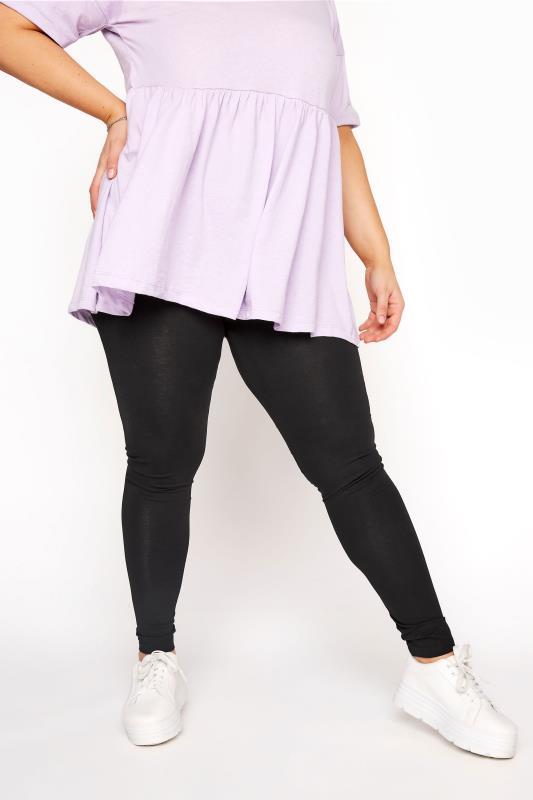 2 PACK Black Cotton Essential Leggings_C.jpg