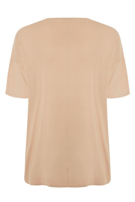 Stone Oversized T-Shirt