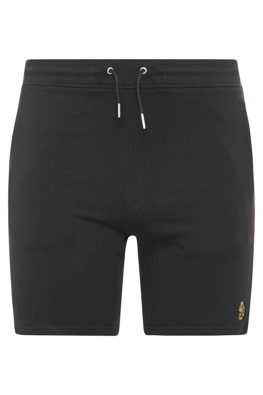 Tallas Grandes LUKE 1977 Black Amsterdam Shorts