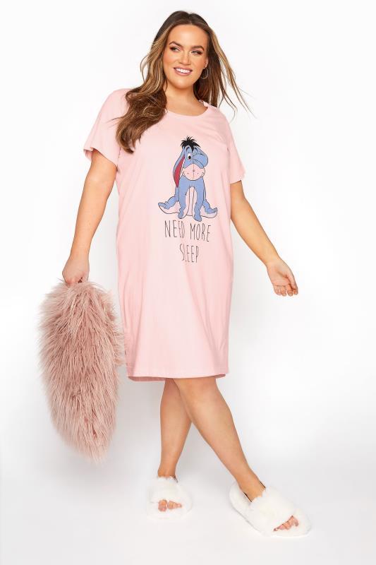 DISNEY Pink Eeyore Nightdress