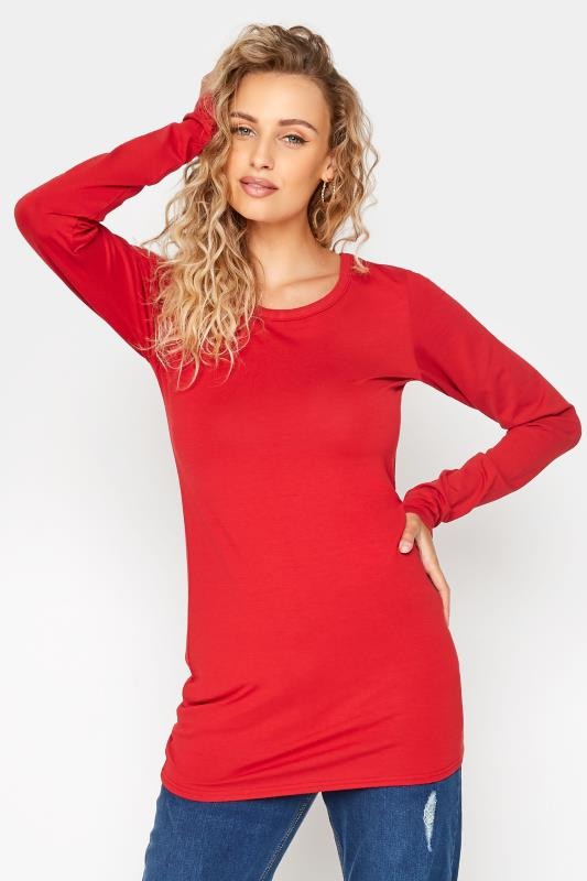 LTS Red Long Sleeve T-Shirt_A.jpg