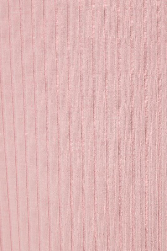 LTS Rose Pink Rib Swing Cami_S.jpg