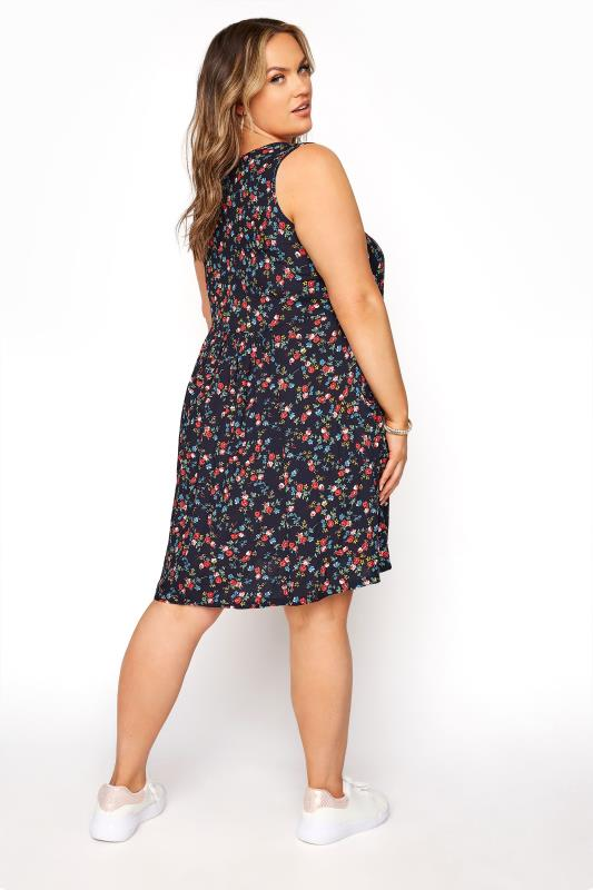 Navy Floral Drop Pocket Dress_C.jpg