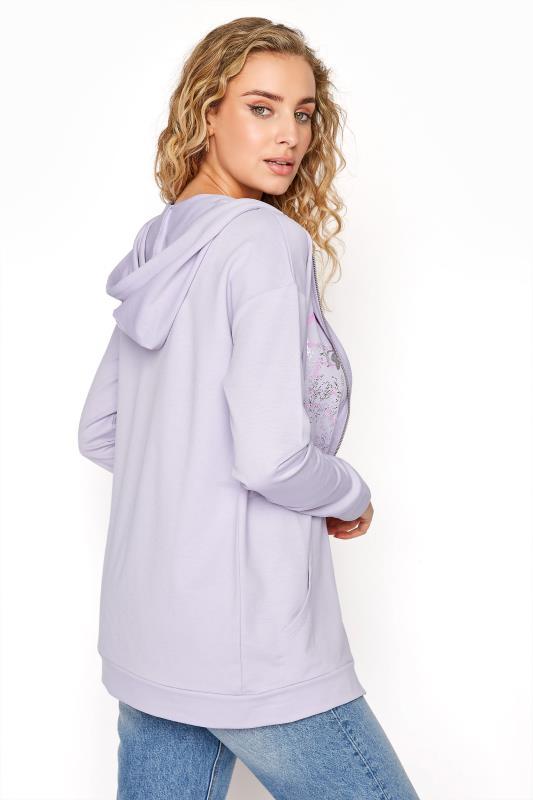LTS Lilac Printed Zipper Hoodie_C.jpg