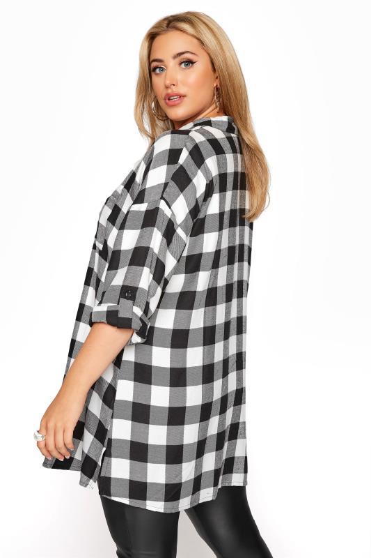 Black Check Oversized Shirt_C.jpg