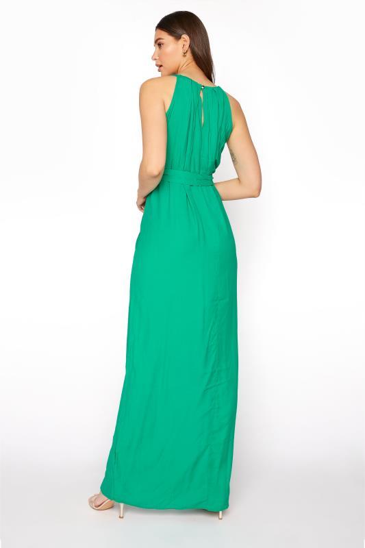 LTS Green Halter Neck Maxi Dress_C.jpg