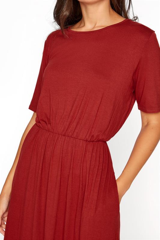 LTS Burgundy Pocket Midaxi Dress_D.jpg