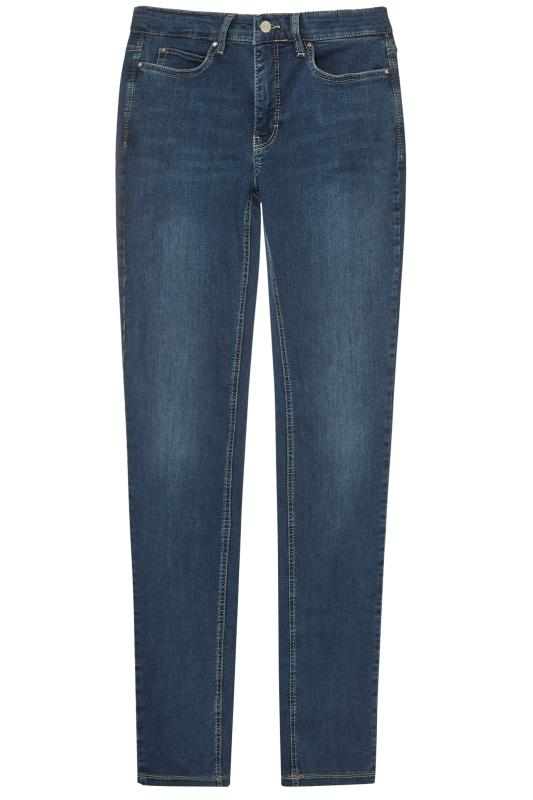 Tall  MAC Dark Blue Skinny Dream Jean