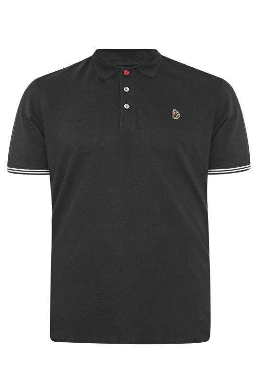 Tallas Grandes LUKE 1977 Navy New Mead Sport Polo