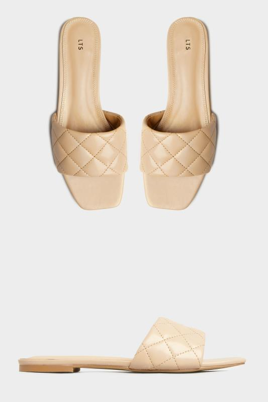 LTS Nude Quilted Square Flat Mule_split.jpg