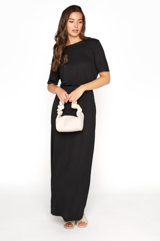 LTS Black Pocket Midaxi Dress_B.jpg