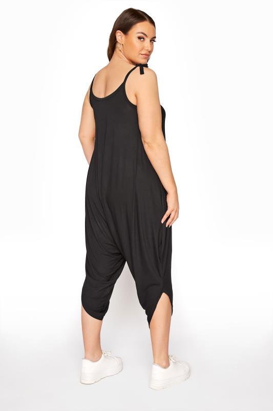 Black Harem Jersey Jumpsuit_C1.jpg