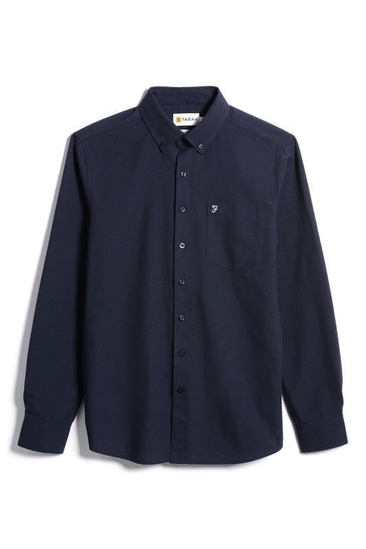 FARAH Navy Drayton Shirt_F.jpg