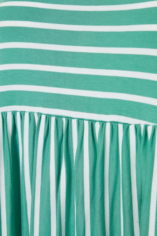 Emerald Green Stripe Dress_s.jpg