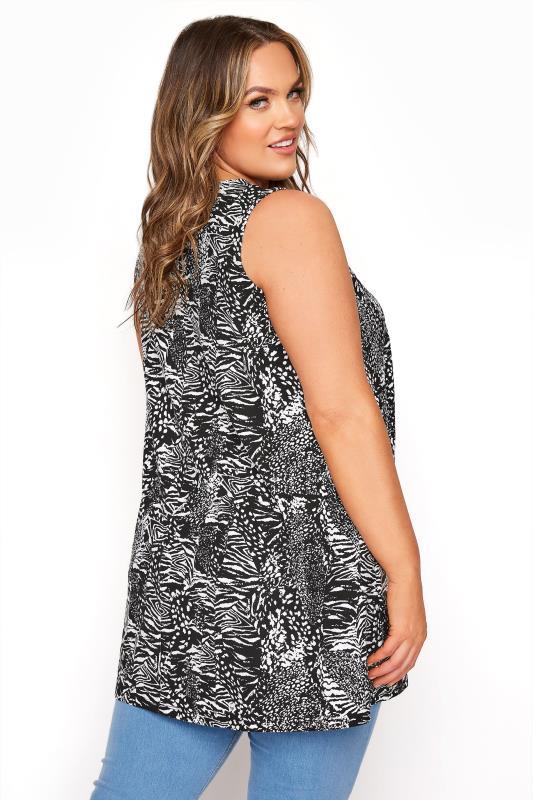 Black Animal Print Swing Vest Top_C.jpg