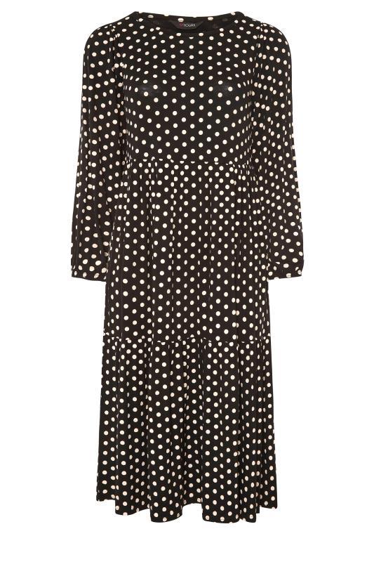 Black Polka Dot Tiered Midaxi Dress_F.jpg