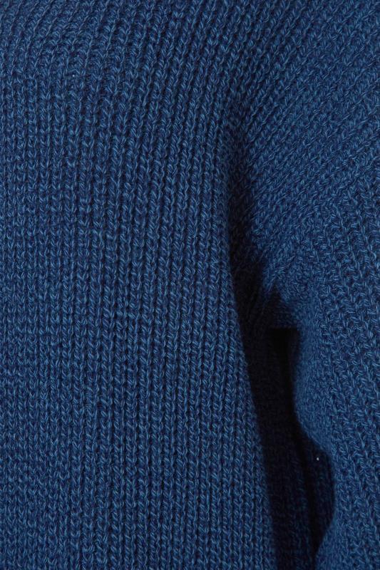 Blue Balloon Sleeve Cardigan_S.jpg