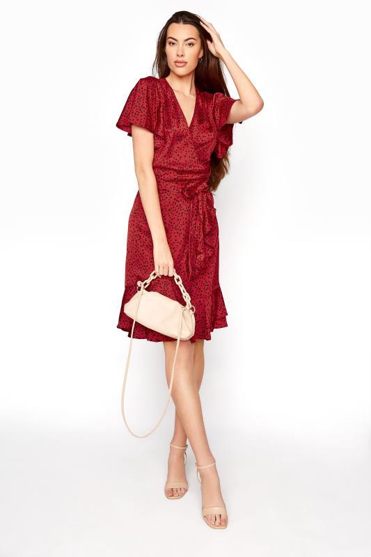 LTS Red Frill Wrap Dress_B.jpg