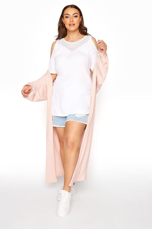 White Cold Shoulder Crochet Lace Top_B.jpg
