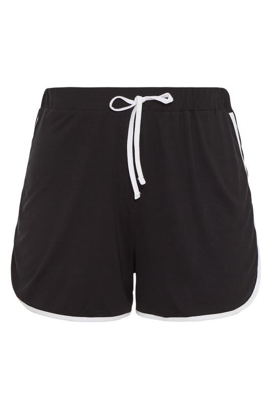 Black Side Stripe Shorts_F.jpg