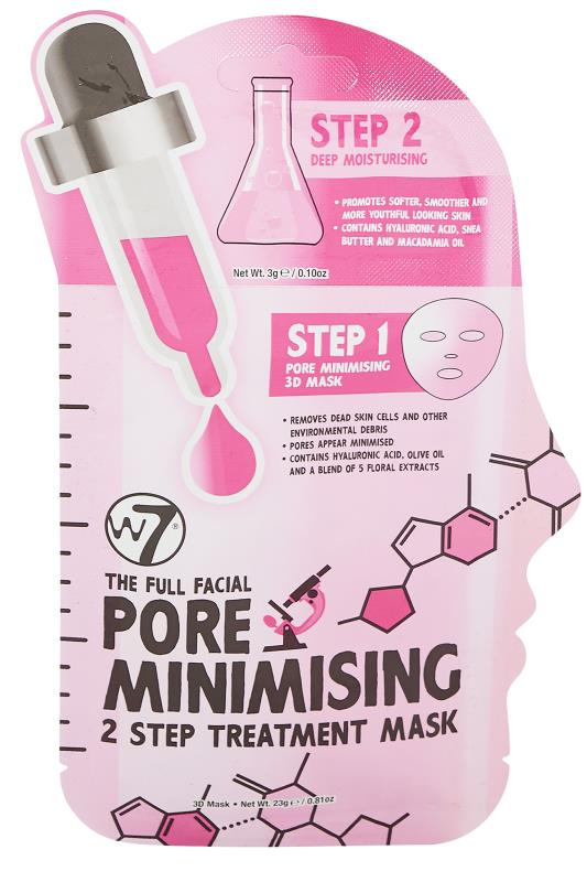 Gifts Pore Minimizing 2 Step Treatment Mask