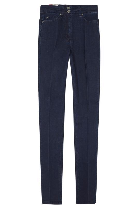 Blue Denim Straight Cut Jeans_F.jpg