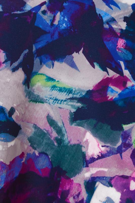 Multi Abstract Wrap Skater Midi Dress_S.jpg