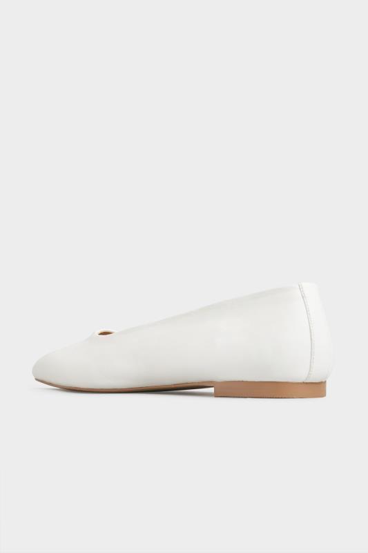 LTS Off-White Almond Toe Ballerinas_C.jpg