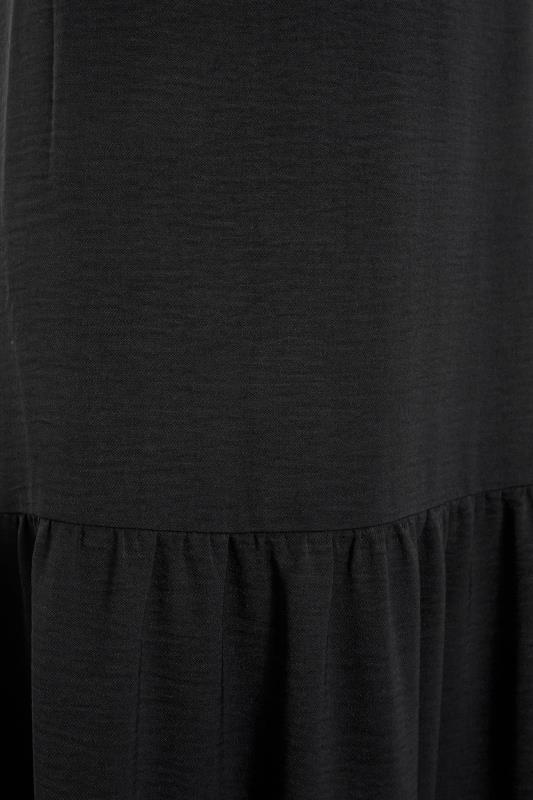 LTS Black Tiered Maxi Skirt_S.jpg