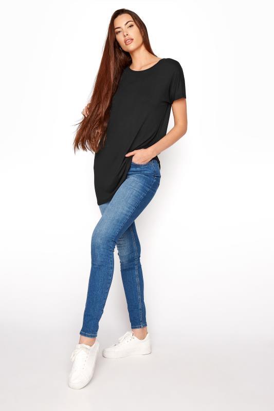 LTS Black Soft Touch T-Shirt_B.jpg